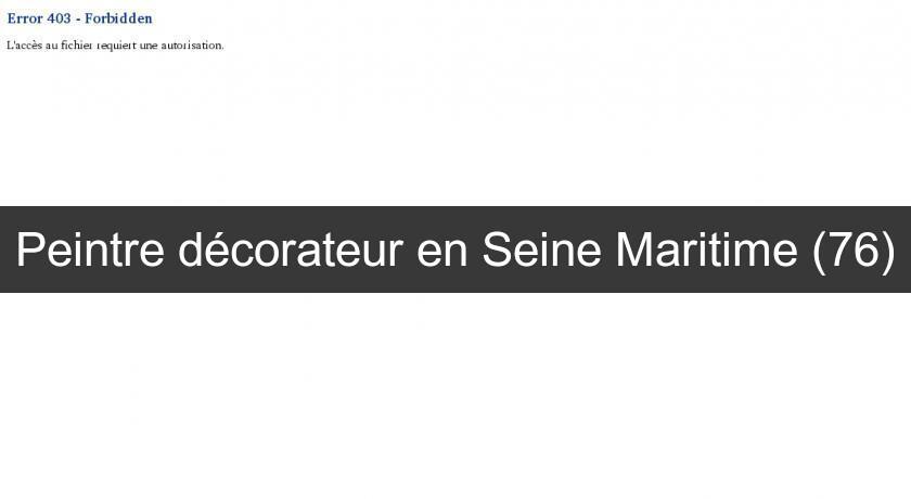 Peintre D U00e9corateur En Seine Maritime  76  Artistes