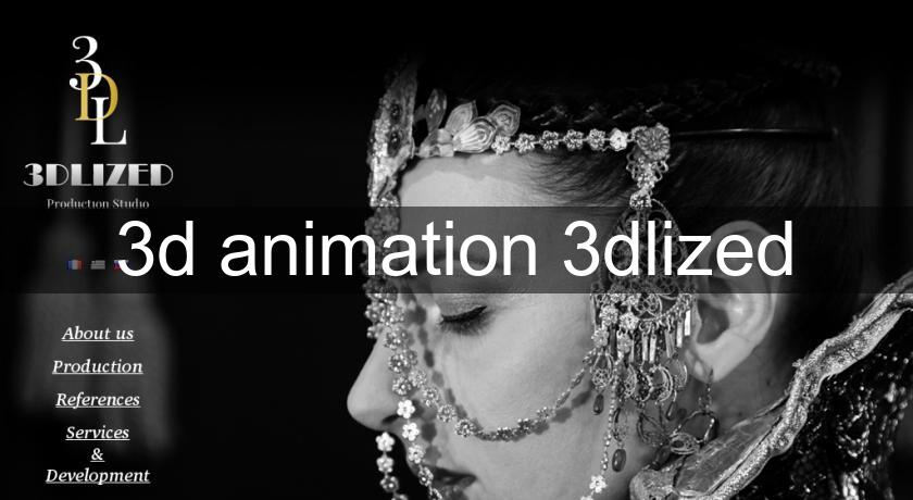 3d animation 3dlized