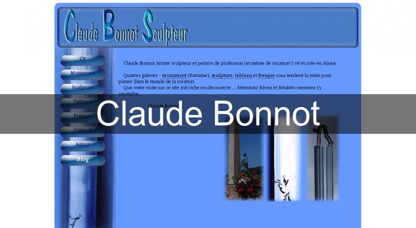 Claude Bonnot