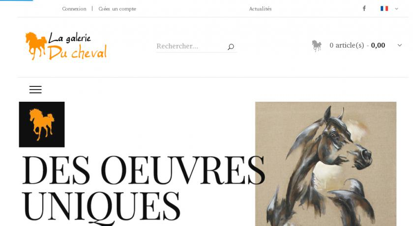 Le cheval dans l'art, dessins, toiles et sculptures
