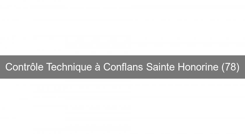 contr le technique conflans sainte honorine 78 m canique. Black Bedroom Furniture Sets. Home Design Ideas