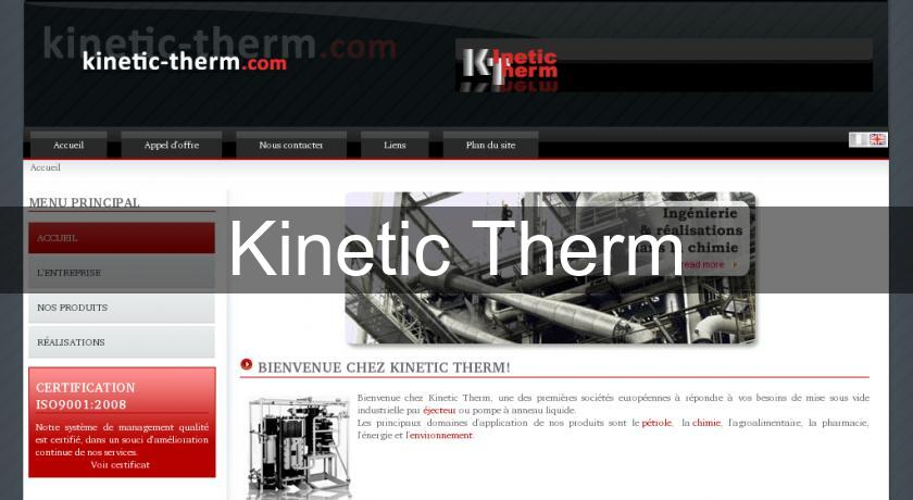 Kinetic Therm