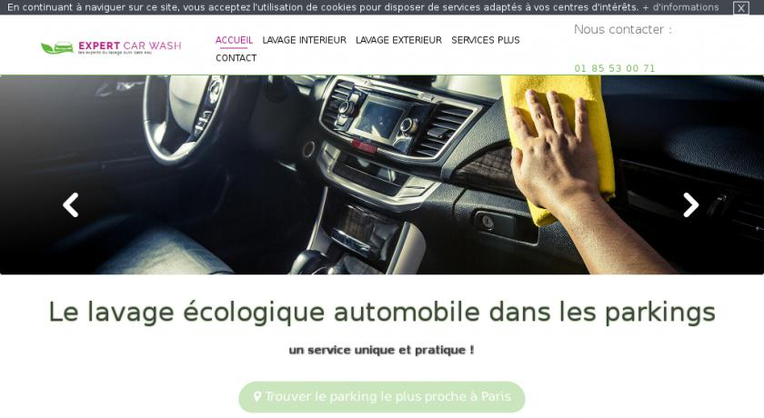 Lavage auto à Paris 4: Expert Car Wash