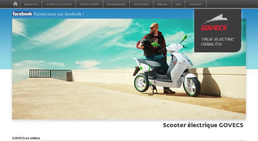 Scooter électrique performant
