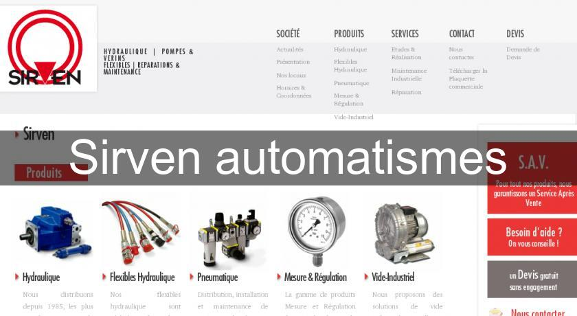 Sirven automatismes