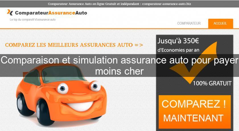 comparaison et simulation assurance auto pour payer moins cher assurance auto. Black Bedroom Furniture Sets. Home Design Ideas
