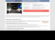 Trader sur Interactive Brokers France