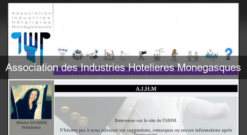 Association des Industries Hotelieres Monegasques