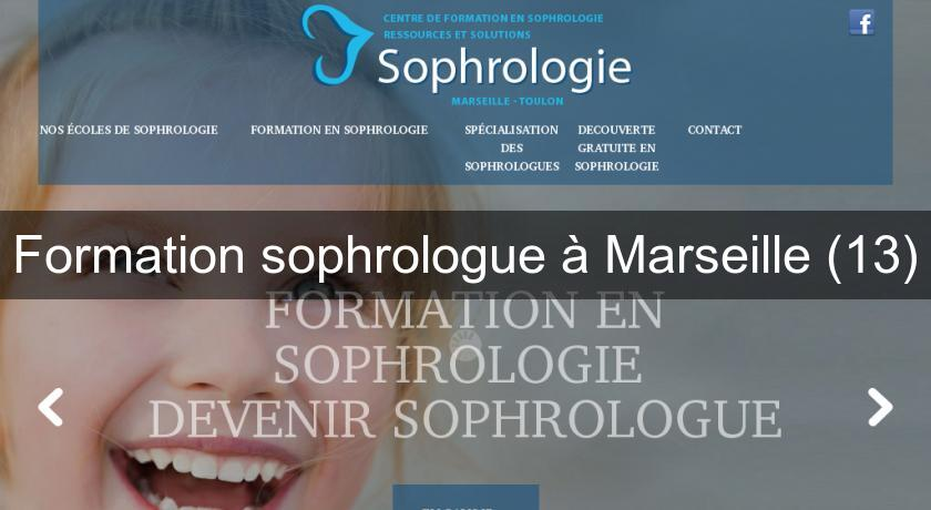 Formation sophrologue à Marseille (13)