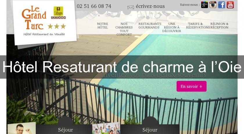 Hotel Restaurant A L Oie