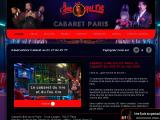 Dîners et spectacle de cabaret, Paris