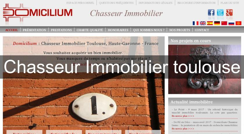 Chasseur immobilier toulouse toulouse midi pyrenn es - Chasseur immobilier avis ...