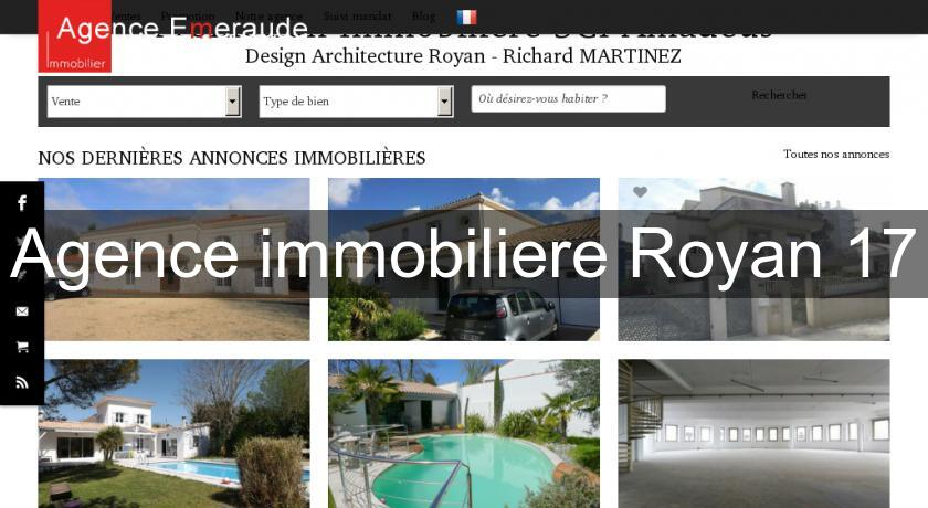 Agence immobiliere Royan 17