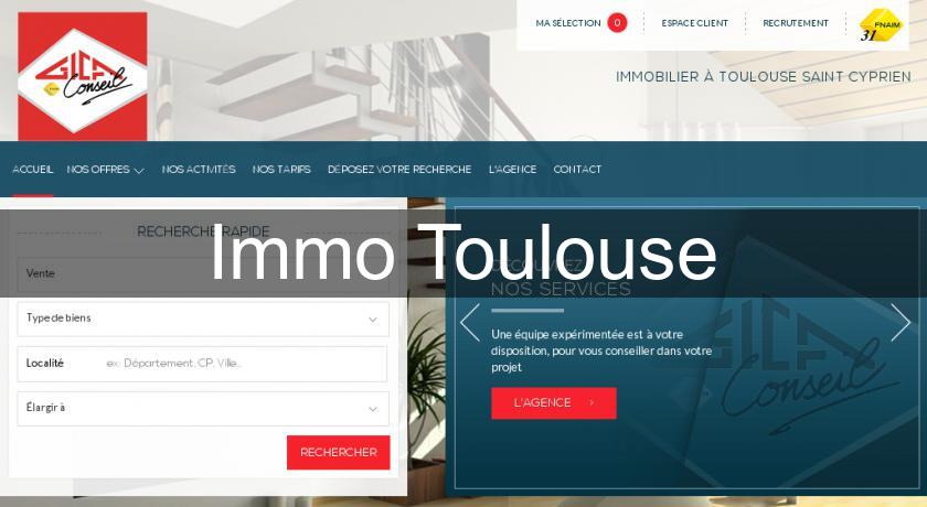 Immo Toulouse