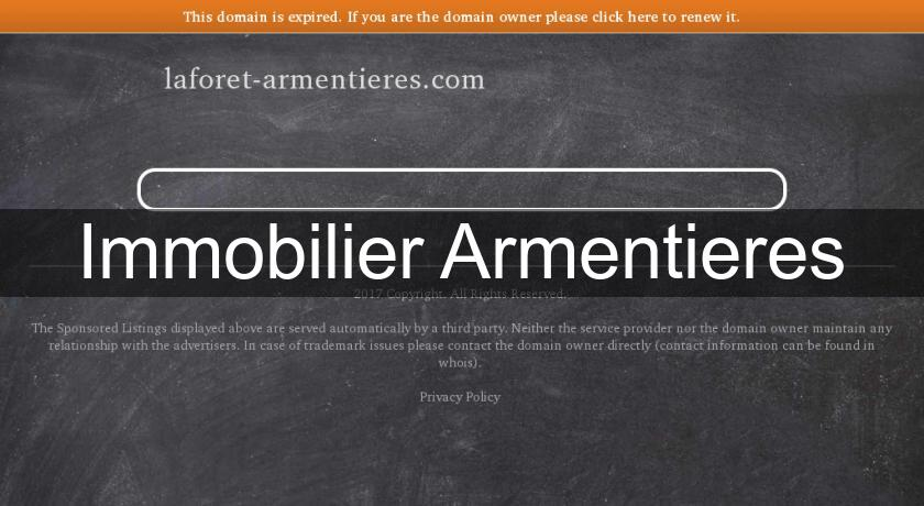 Immobilier Armentieres