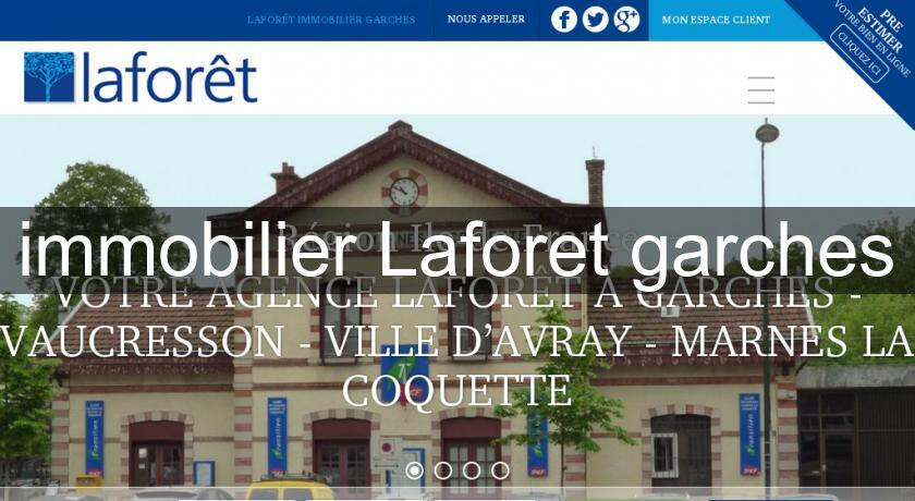 immobilier Laforet garches