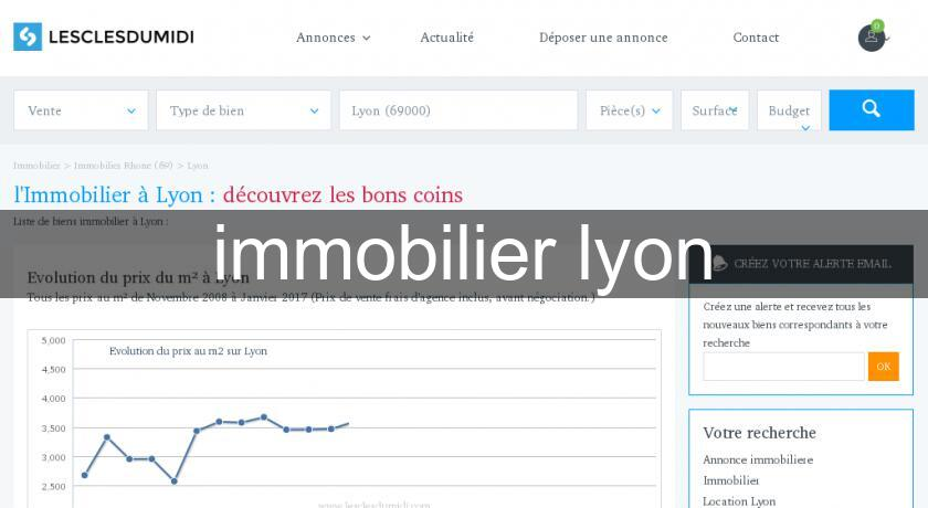 immobilier lyon