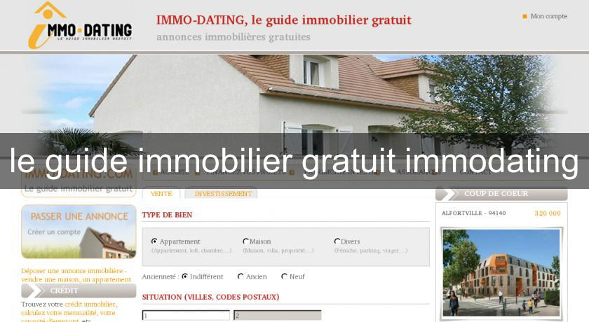 le guide immobilier gratuit immodating