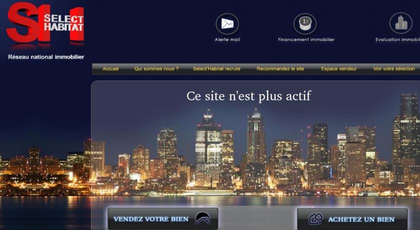 SELECT'HABITAT - Transaction immobiliere