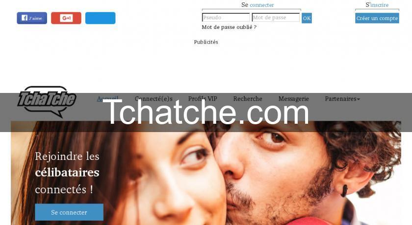 Chat gratuit tchat rencontre tchatche leader