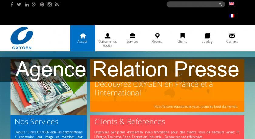 Agence Relation Presse