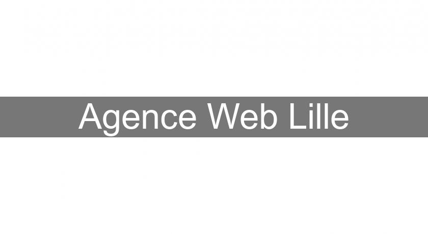 Agence Web Lille