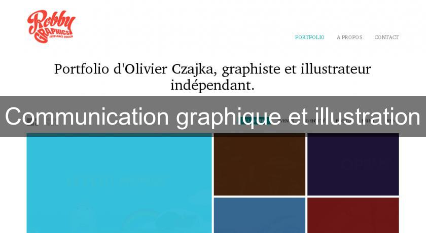 Communication graphique et illustration