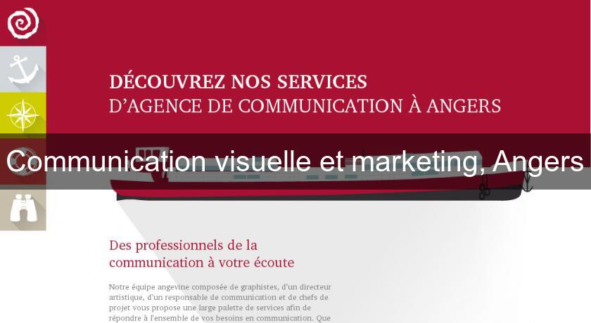 Communication visuelle et marketing, Angers