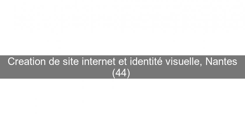 Creation de site internet et identité visuelle, Nantes (44)