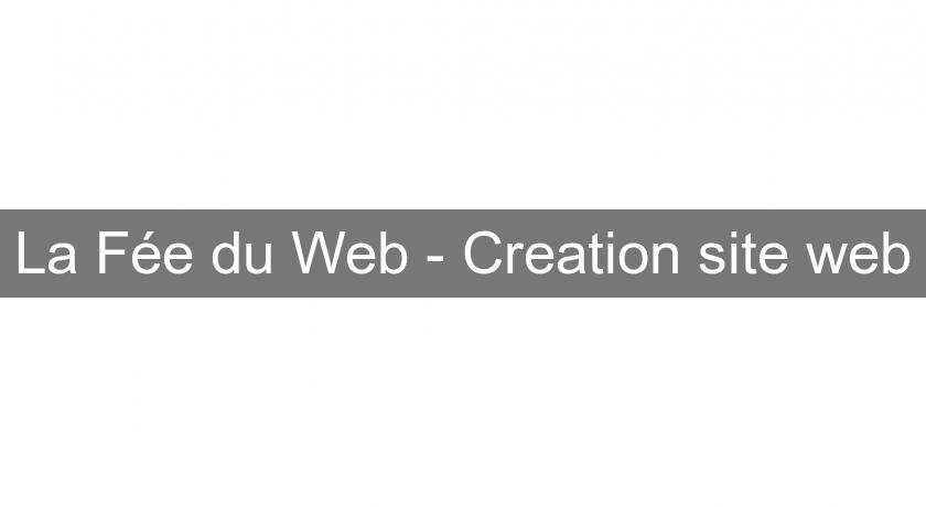 La Fée du Web - Creation site web