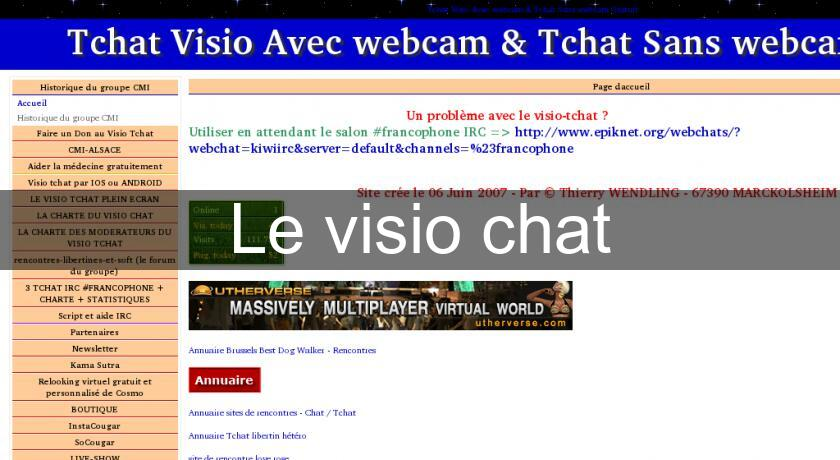 Le visio chat