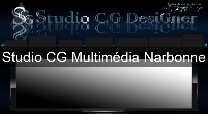 Studio CG Multimédia Narbonne