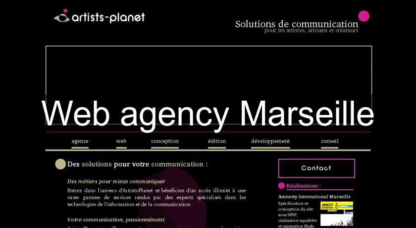 Web agency Marseille
