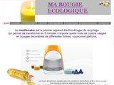 fabriquer ses bougies parfum 233 es avec les huiles culinaires usag 233 es objet d 233 coration