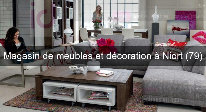 magasin de meubles et d coration niort 79 mobilier bois. Black Bedroom Furniture Sets. Home Design Ideas
