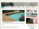 Fabricant de piscines bois sans liner dans le var 83 for Fabricant liner piscine