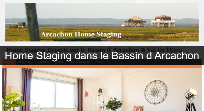 Home Staging dans le Bassin d'Arcachon