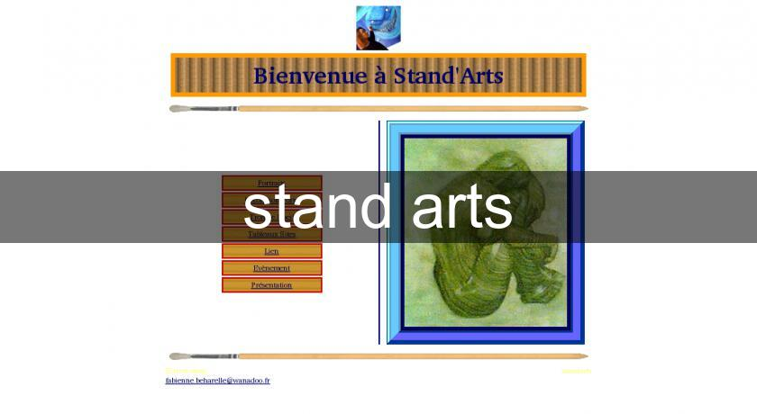 stand'arts