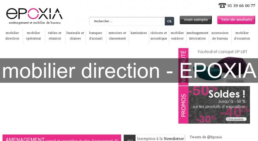 mobilier direction - EPOXIA