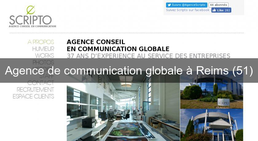 Agence de communication globale à Reims (51)