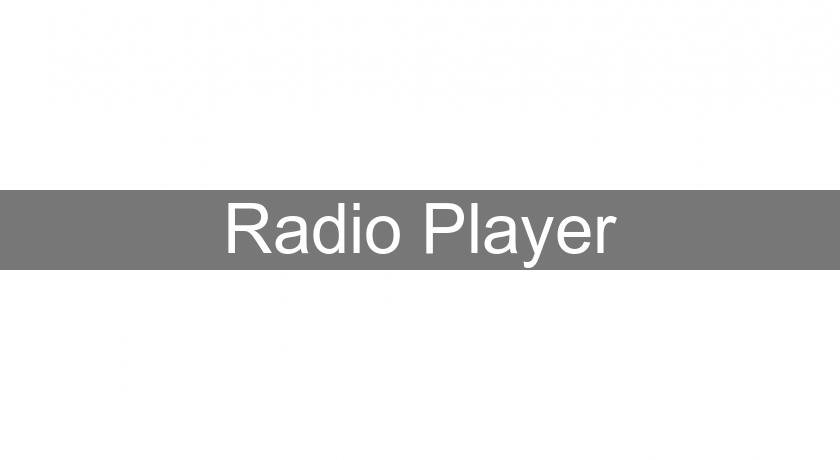Radio Player