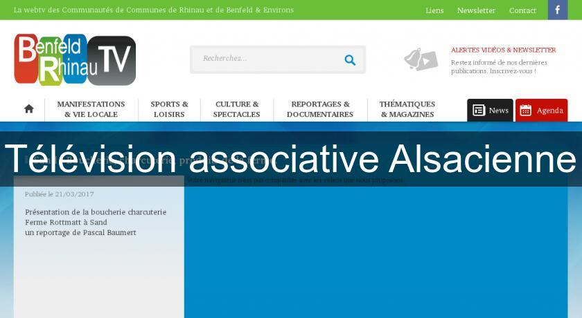 Télévision associative Alsacienne