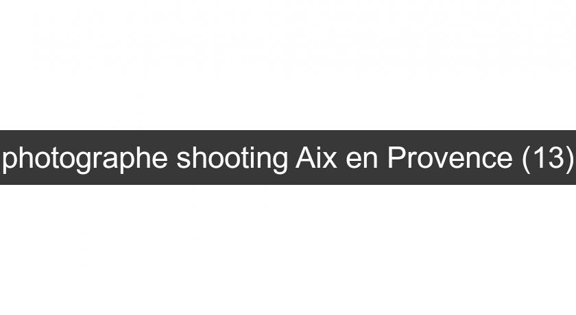 photographe shooting Aix en Provence (13)