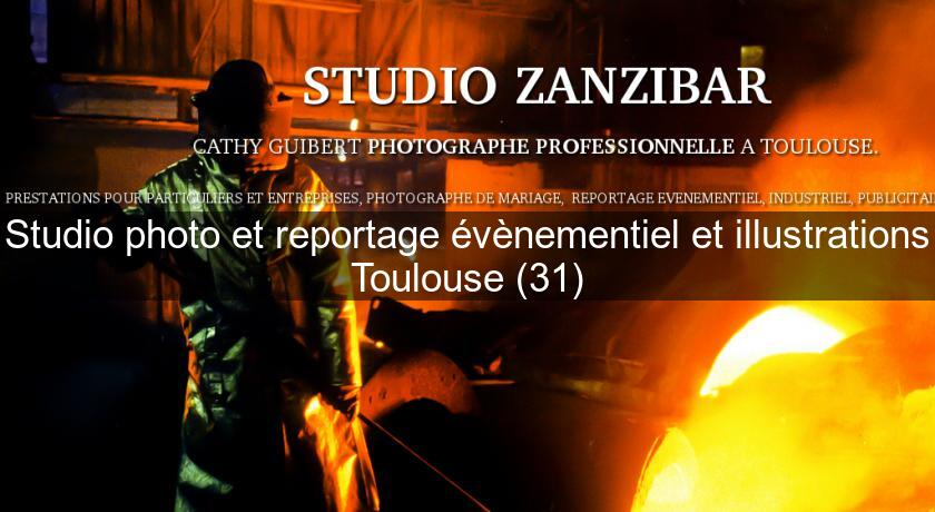 Studio photo et reportage évènementiel et illustrations Toulouse (31)