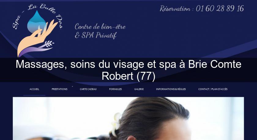 Massages soins du visage et spa brie comte robert 77 massage relaxation - Cuisine ayurvedique definition ...
