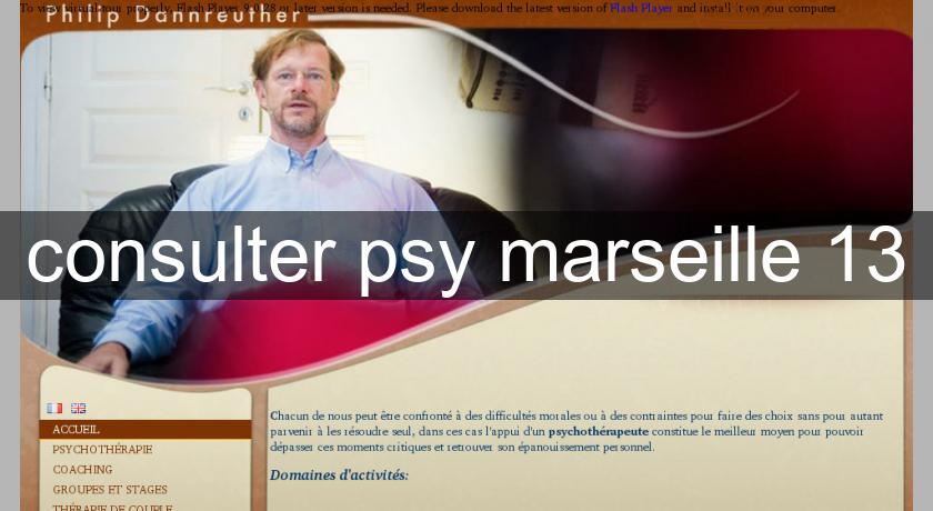 consulter psy marseille 13