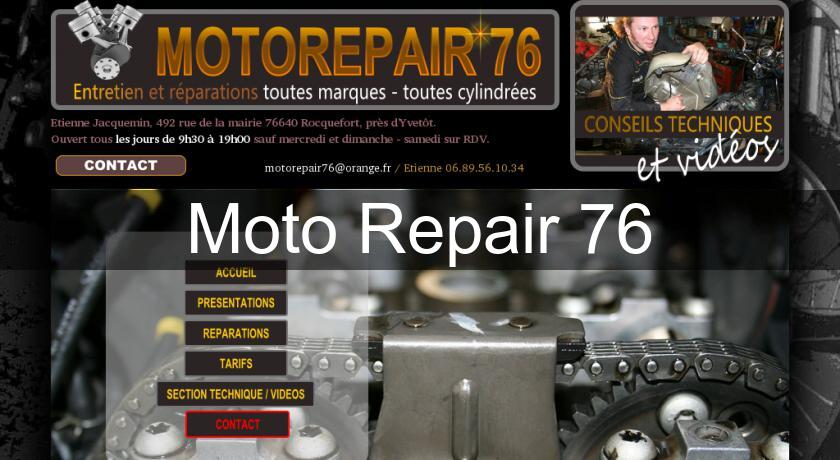 moto repair 76 cross enduro et trial. Black Bedroom Furniture Sets. Home Design Ideas