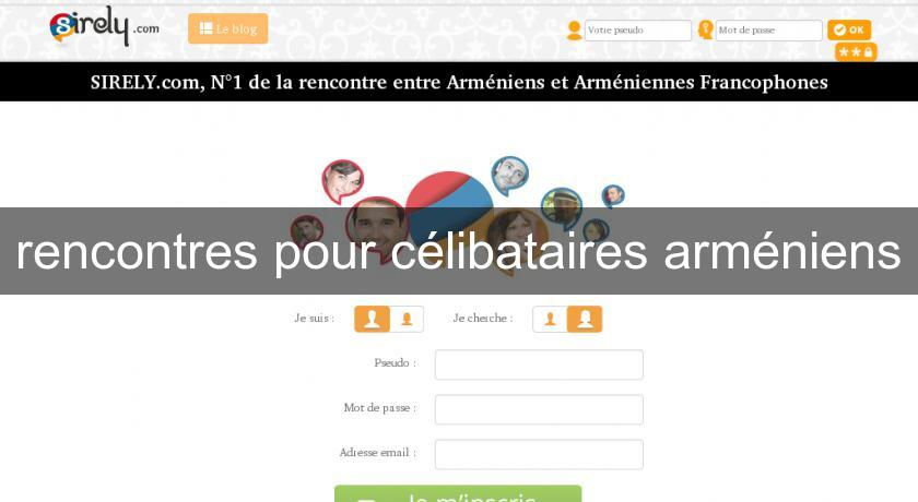 Site rencontre armenienne