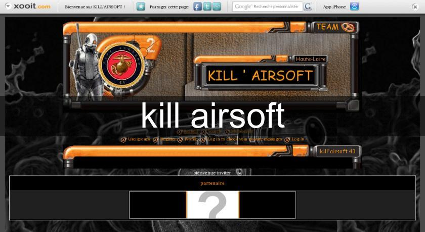 kill'airsoft