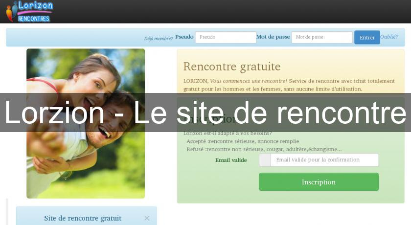 Lorzion - Le site de rencontre
